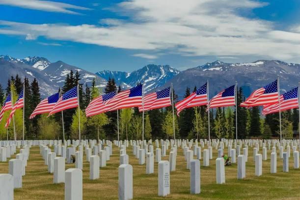 Ft. Richardson - Memorial Day By RMEVET Photography / Kirk Alkire Facebook: https://www.facebook.com/pages/RMEVET-Photography/719301638082815