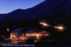 Motherlode Lodge in the early 2000's. www.cecilsandersphotography.com