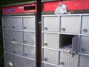 Mailbox photo courtesy of Martin Dufort and EveryStockPhoto.com