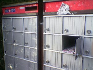 Mailbox photo courtesy of Martin Dufort and EveryStockPhoto.com