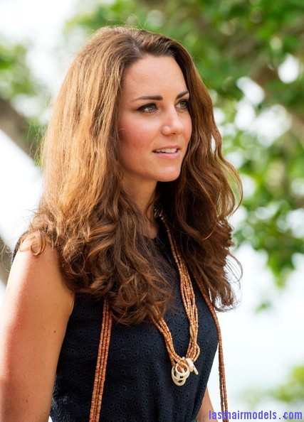 Hairstyle For Wavy Hair Frizzy Easy Casual Hairstyles For Long Hair