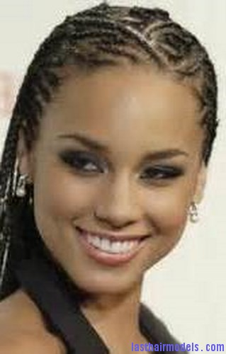 Alicia Keys Gets Pink Amp Orange BRAiDS NEW LOOK YouTube
