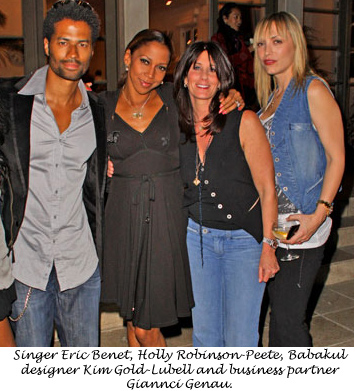 Kym Gold Lubell Launches New Women S Denim Line Babakul La S The Place Los Angeles Magazine