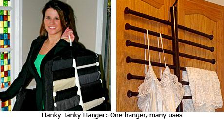 Hanky Tanky Hanger