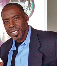 Ernie Hudson at the Wow! Oscar Hospitality Gift Suite