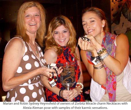 Zorbitz ladies with our own Alexia Aleman