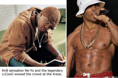 Hennessy Artistry Hosts Ne Yo And Ll Cool J At The Kress