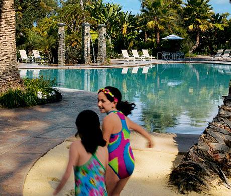Paradise Point Main Pool
