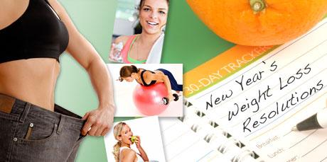 Weightloss Resolutions