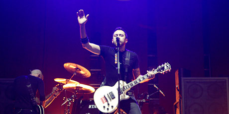 Rise Against Endgame Tour