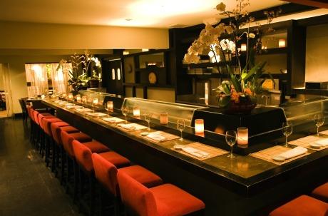 Koi Restaurant Top LA Celebrity Hotspot And Foodie