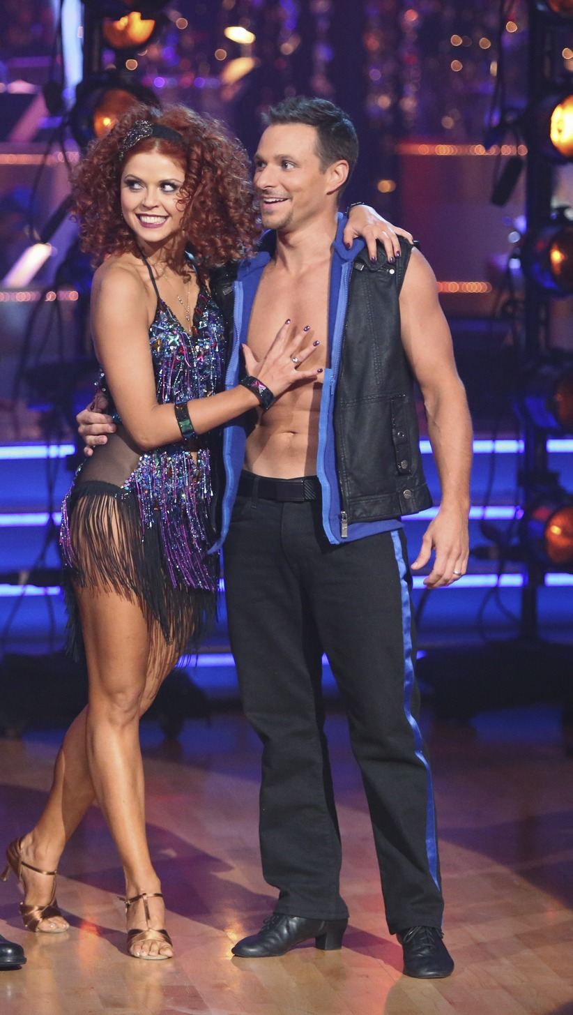 Dancing With The Stars Hairstyles Revealed LA's The Place Los