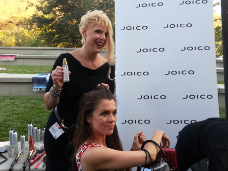 Joico at Beauty Con
