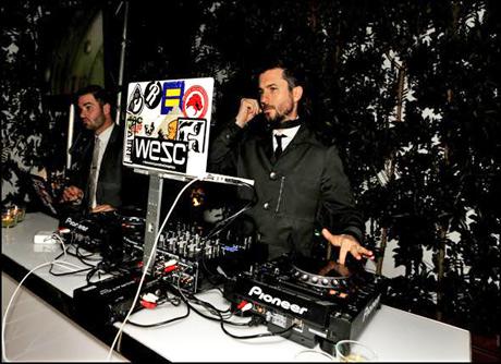 DJ Keith Wilson