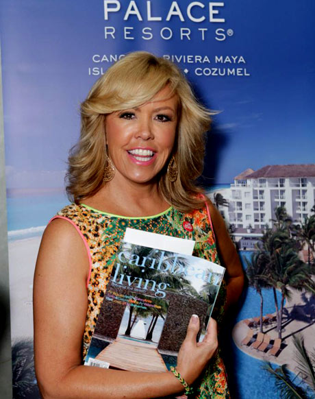 So You Think You Can Dance's Mary Murphy.