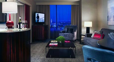 Hotel Palomar suite