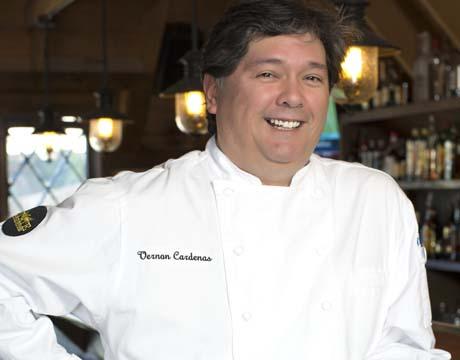 Chef Vernon Cardenas