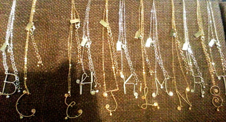 Rafia Jewelry