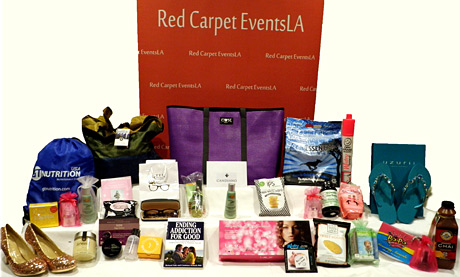 Red Carpet Events Grammy Gift Bag