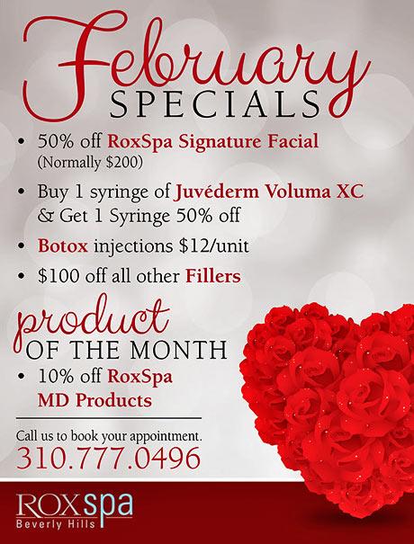 Rox-Spa-Feb-Specials
