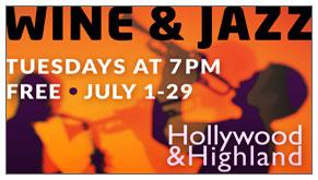 Hollywood & Highland Summer Jazz Concert Series