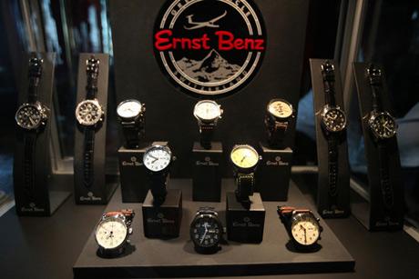 Ernst Benz Watches