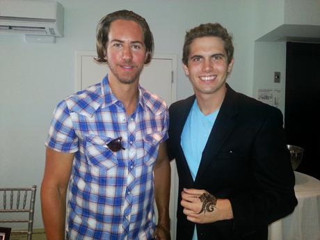 Wes Ramsey, Tyler Emery