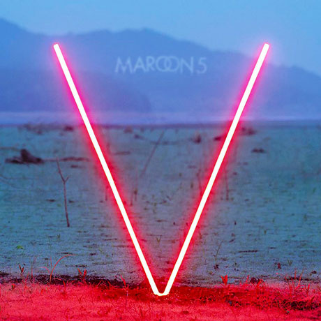 maroon 5 V, adam levine