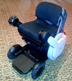 Whill-wheelchair