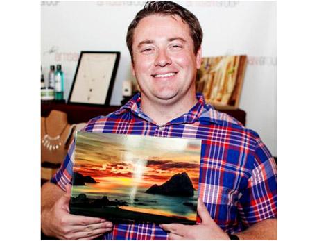 Joe P. Harris of The McCarthys; Direct TV's Kingdom with MScott Photography.