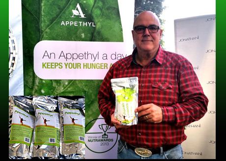 Appethyl, created by the founder of GreenPolkaDotBox.com