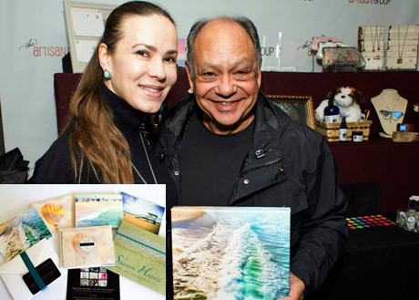 Cheech Marin of The Book Of Life with Shannon Howard Photography.