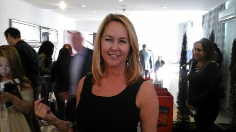 Erin Murphy at the WOW! Creations pre-Oscar Gifting Lounge.