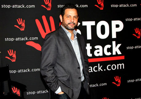 Alexander Dinelaris Stopped at Stop Attack