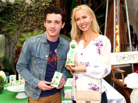 Drake Bell at L.A. Star Greens
