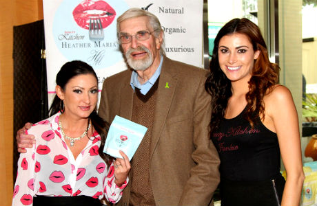 Martin Landau (C) Beauty Kitchen