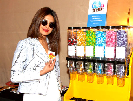 Priyanka Chopra M and Ms