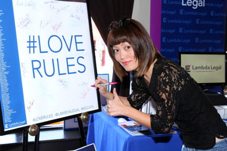 Hana Mae Lee Lambda Legal