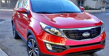 2015 Kia Sportage SX AWD