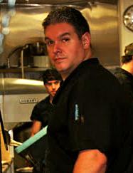 Executive Chef Orlando Mule