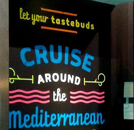 Yalla Mediterranean Restaurant Culver City