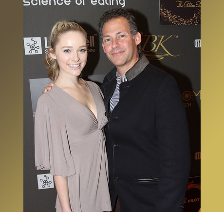Greer Grammer and Gavin Keilly