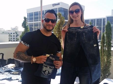 Grace jeans LA