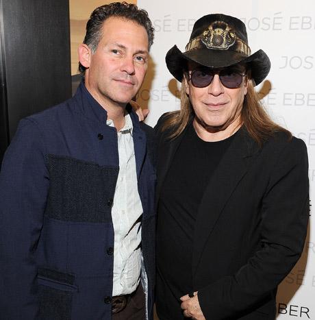 GBK CEO Gavin Keilly with Jose Eber