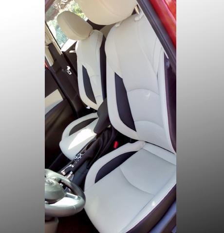 2016 Mazda Mazda3 s Grand Touring 5-door interior