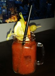 Manhattan House bloody mary