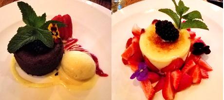 Roku dessert