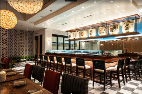 roku sushi bar