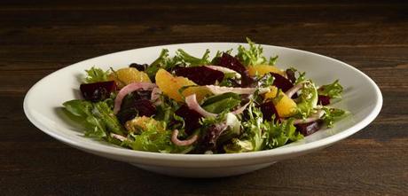 Fennel, Beet & Orange Salad