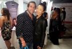 Elliott Yamin attends Red Carpet Events LA Red Carpet Pre GRAMMY Swag lounge
